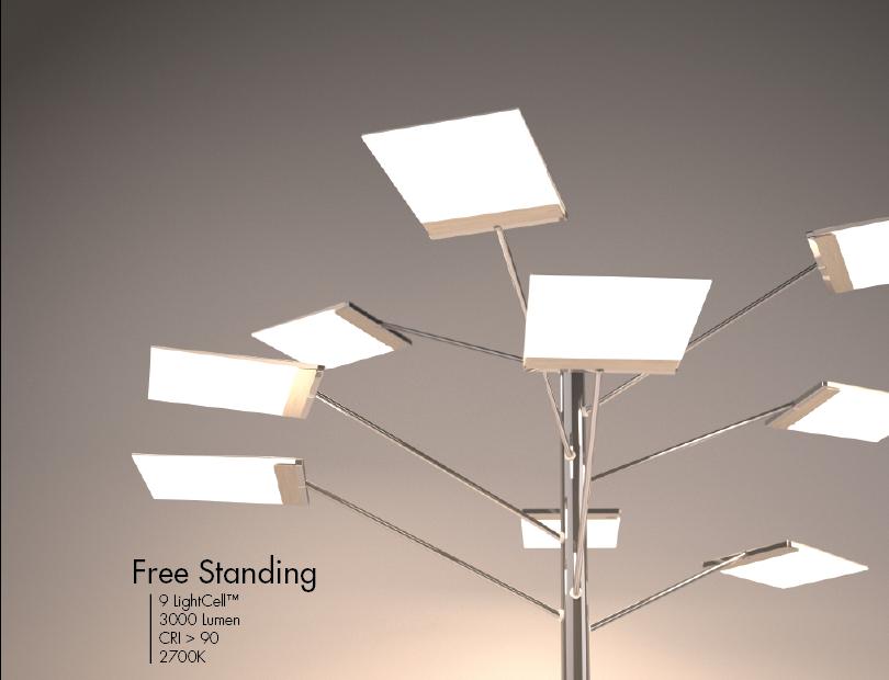 Oree LightCell Plus - Tree Application