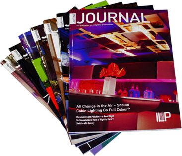 Lighting Journal – collection shot