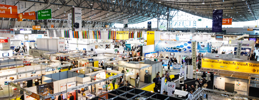 VISION 2016 - The World's Leading Machine Vision Trade Fair