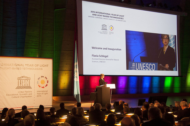 IYL2015 Openings by UNESCO