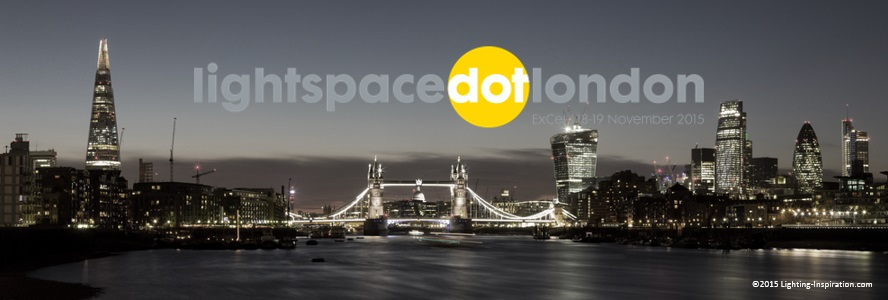 lightspace.london 2015 - Architectural Lighting Event