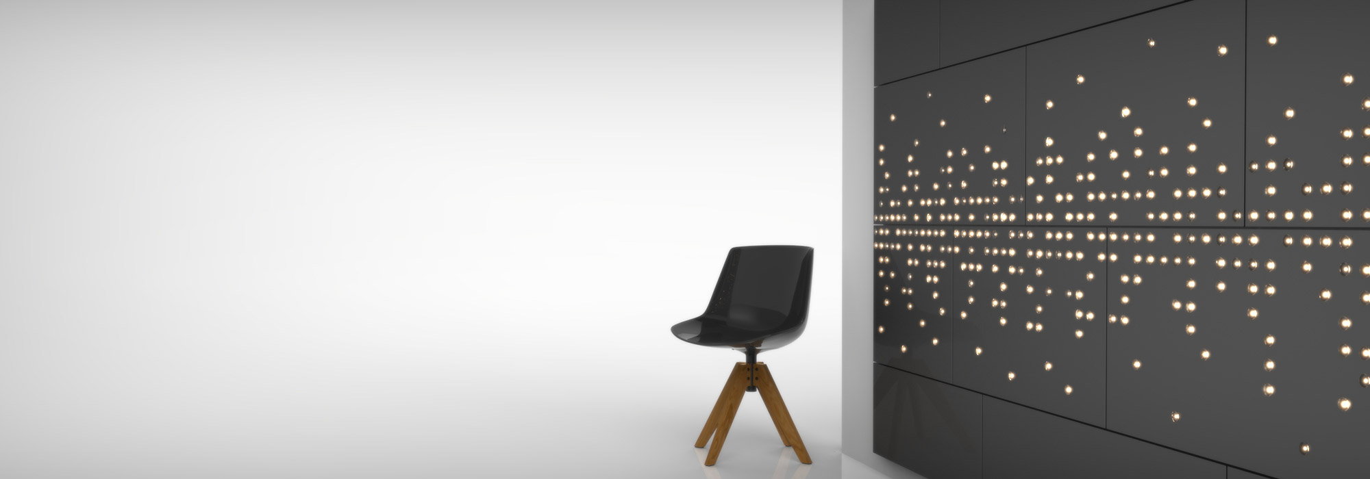 Luminous Patterns by Philips - A world of exciting new possibilities for designers.