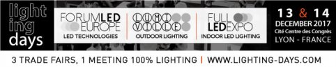 Banner of Lighting Days by CDO Events