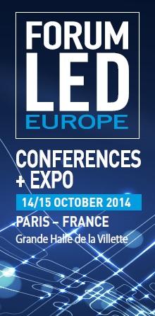 ForumLED Europe 2014