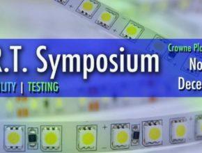 LED A.R.T. Symposium Banner