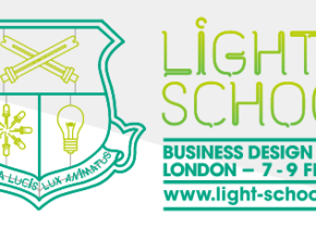 Logo of Light School 2017 Educational Programe at Surface Design Show