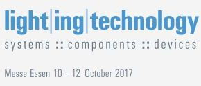 Logo of Lighting Technology 2017 Event in Essen, Germany