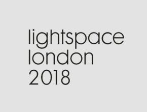 Logo of Lightspace.London 2018 for Lighting-Inspiration.com