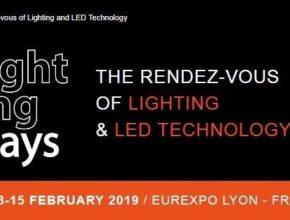 Logo of Lighting Days Lyon 2019