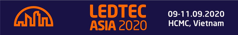 Banner for LEDTEC Asia for use on Lighting-Inspiration.com mediapartner section
